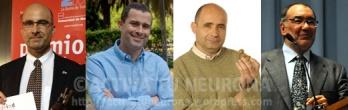 López Guerrero, Elías, Seara y Herradón. Credit: Activatuneurona/ http://www.losavancesdelaquimica.com
