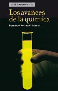 Portada del Libro del investigador del CSIC, Bernardo Herradón, organizador de las conferencias.