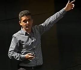 El catedrático de Fisiología de la UPV/EHU, Jon Irazusta.