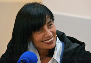 Mara Dierssen durante la entrevista con Activa Tu Neurona.