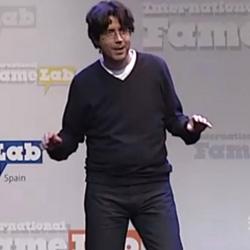 Miguel Abril durante su intervención