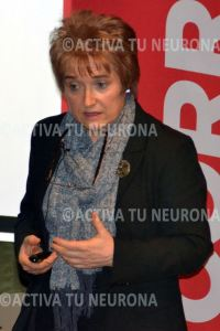 Ana Zubiaga, Catedrática de genética de la Universidad del País Vasco. Foto: © Izaskun Lekuona