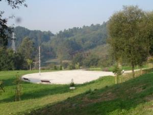 Heliosciámetro del Arboretum. Foto: UPV/EHU