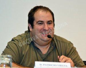 Patricio Vielva durante el turno de preguntas. Foto: © Izaskun Lekuona.