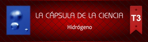 La Cápsula de la Ciencia ® Hidrógeno